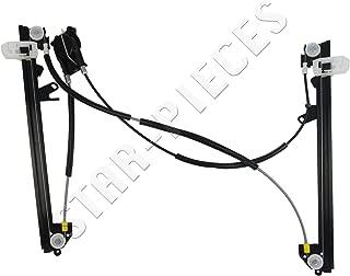 STARKIT PERFORMANCE Alzacristallo elettrico anteriore destro ant dx lato passeggero per Skoda Octavia 1U dal 1996 al 2010