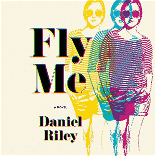 Fly Me audiobook cover art