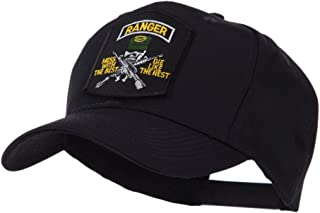 US Army Embroidered Military Patch Cap