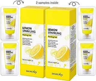 Best secret key lemon sparkling peeling gel Reviews
