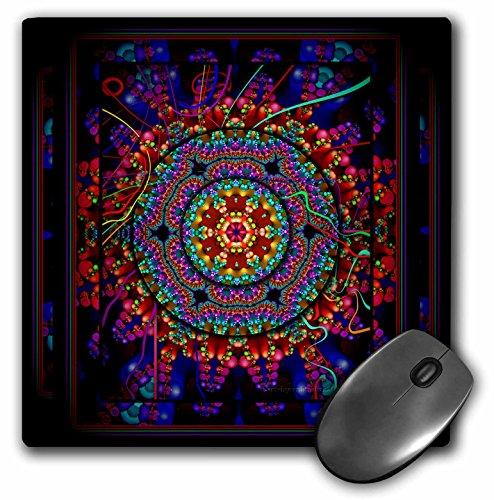 mouse pad mandala fabricante 3dRose