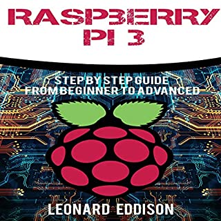Raspberry Pi audiobook cover art