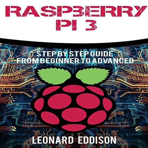 Raspberry Pi audiobook cover art