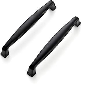 Ravinte 15 Pack 5 Inch Kitchen Cabinet Handles Matte Black Cabinet Pulls Black Drawer Pulls Kitchen Cabinet Hardware Kitch...