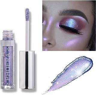 Ardorlove Liquid Eyeshadow Shiny Diamond Pen Eyeliner Kit Symphony Water Eye Shadow Shimmer Glitter Long Lasting Metallic Pigments Makeup Metals Gloss for Eyes Eyeliners