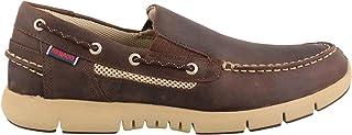 سيباغو حذاء كاجوال للرجال - بني -  مقاس9 US