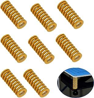 sourcingmap/® 18mm 30mm longue charge l/ég/ère compression Estampage mourir moule Ressorts Bleu 10pcs