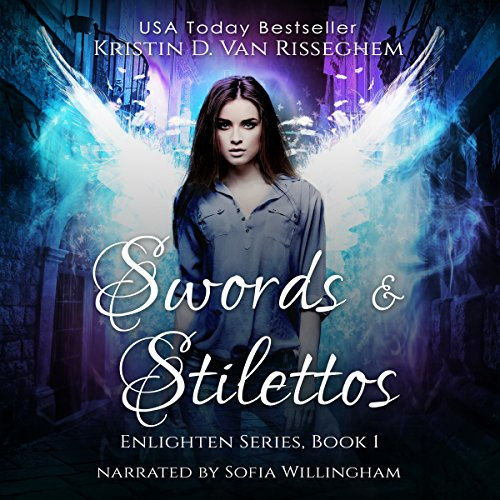 Swords & Stilettos audiobook cover art