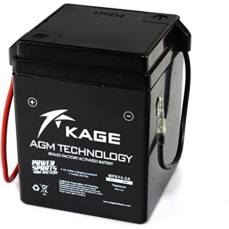 Kyoto Motorcycle Battery 6n4 2a 4 6v 4ah Battery Auto