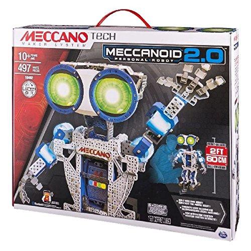 MECCANO–Robot Meccanoid G16