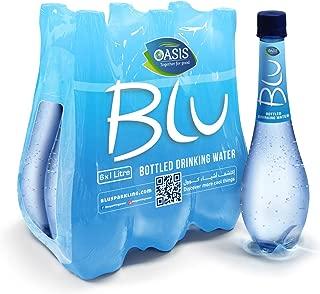 Blu Plain Still Water, 1 Litre (Pack of 12)