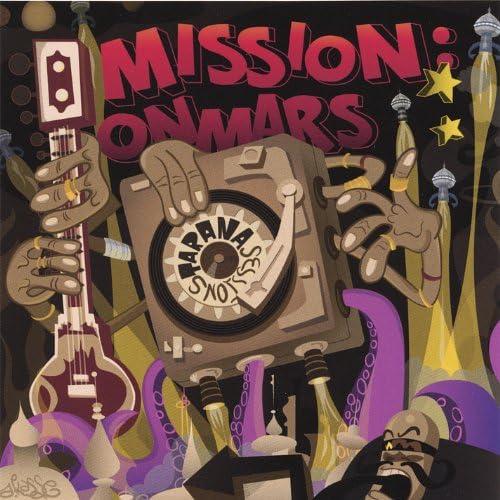 Mission On Mars