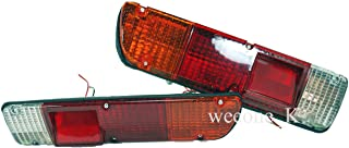 1 Pair Rear Taillights Tail Light Lamps For Nissan 620 / Datsun 620 1972 1973 1974 1975 1976 1977 1978 1979