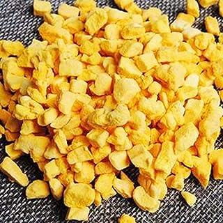 Glorious Inheriting Aziatische oorsprong bevroren gedroogde gele perzik van knapperig dobbelstenen stuk met nettozak van 1...