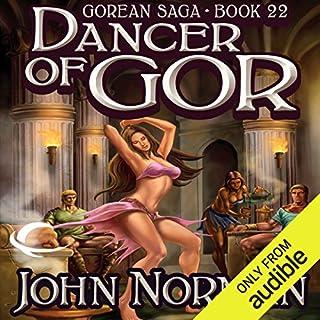 Dancer of Gor cover art