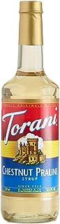 torani chestnut syrup