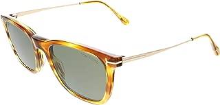 Sunglasses Tom Ford FT 0625 Arnaud- 02 47A light brown/other / smoke