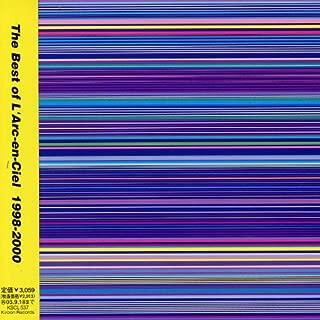 The Best of L'Arc~en~Ciel 1998-2000 (通常盤)