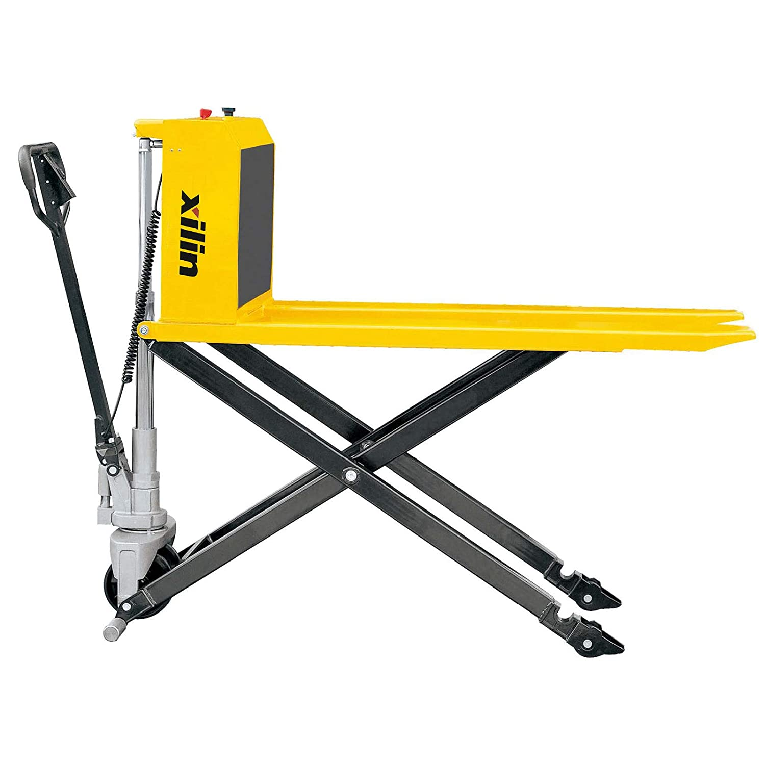Xilin Electric Powered Direct Limited time sale sale of manufacturer High Lift Truck Pallet Jack Material