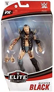 WWE Elite Aleister Black Series 73 Figure