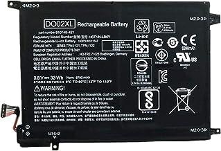 Bestome - Batteria di Ricambio Compatibile con HP Pavilion x2 10-j025tu 810749-421 810985-005 DO02XL HSTNN-LB6Y TPN-I121 TPN-I122 3.8V, 33Wh