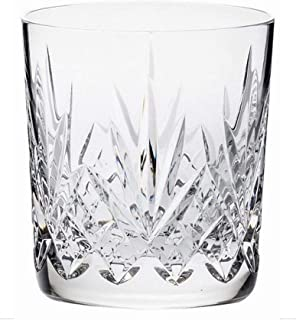 Royal Scot Crystal 1 Pint Tankard in Flower of Scotland Thistle Design Scottish Crystal Beer Glass with Presentation Box
