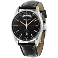 Certina DS 1 Black Dial Women's Automatic Watch