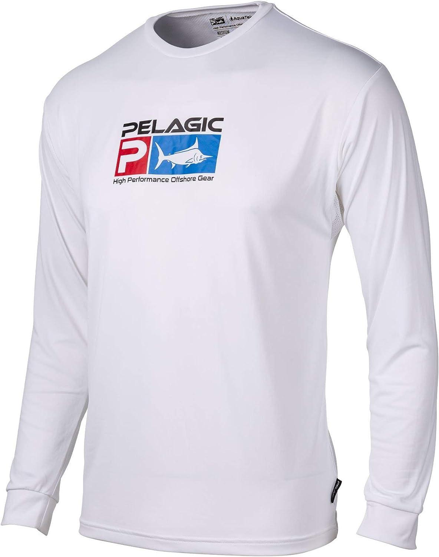 PELAGIC Aquatek Performance 40% OFF Cheap trend rank Sale Shirt Fishing