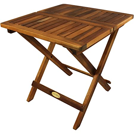 Amazon De Garden Pleasure Tisch Los Angeles Klappbar Geolt
