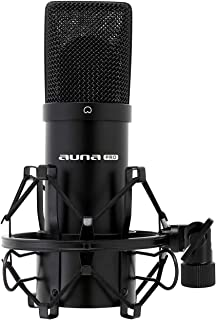 Auna Microphone Set Auna MIC Black