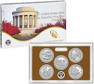america the beautiful quarters 2018 silver proof set