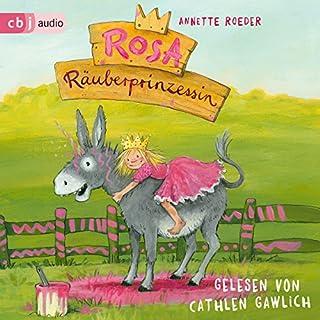 Rosa Räuberprinzessin cover art