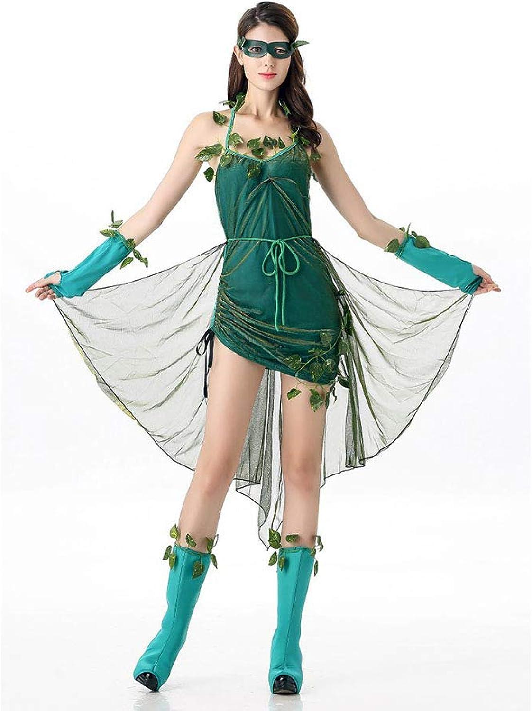 LVLUOYE Rolle Spielen Wald Elf Uniform, Halloween-Party Cos Anime Kostüm, Kostüm B07QFKB7LM Mangelware  | Abrechnungspreis