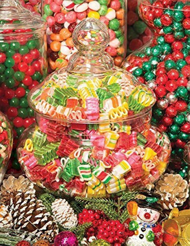 Springbok The Candy Jar Jigsaw Puzzle (500-Piece) by Springbok