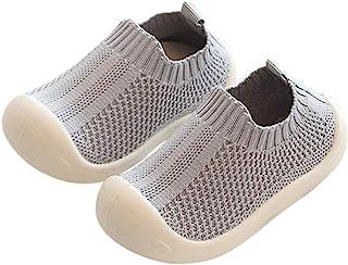 DEBAIJIA Zapatos para Niños 1-5T Bebés Caminata Zapatillas Suela Suave Transpirable Antideslizante Ligero TPR Material Cóm...