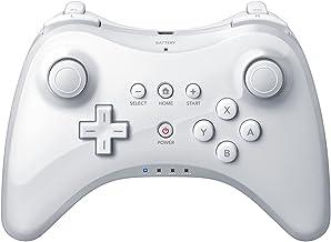 QUMOX Wireless Controller Gamepad Joypad Remote for Nintendo Wii U Pro, White
