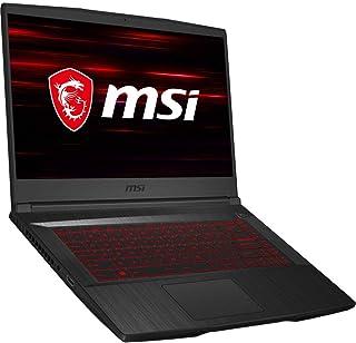 "MSI GF65 Thin Gaming Laptop - 15.6"" FHD IPS - 2.4 GHz Intel Core i5-9300H Quad-Core - GeForce GTX 1660 Ti (6GB GDDR6) - Wi..."