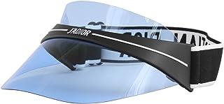 Dior DIORCLUB1 Visor Black White/Blue one Size fits All Unisex Sunglasses