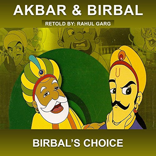 Birbal's Choice audiobook cover art