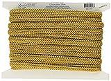Expo International Alice Classic Woven Braid Trim, 20-Yard, Gold