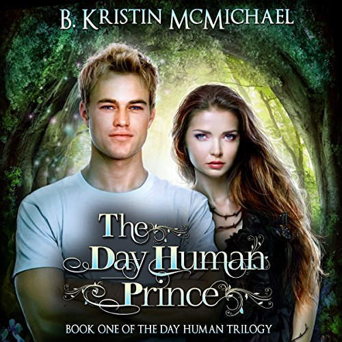 The Day Human Prince audiobook cover art