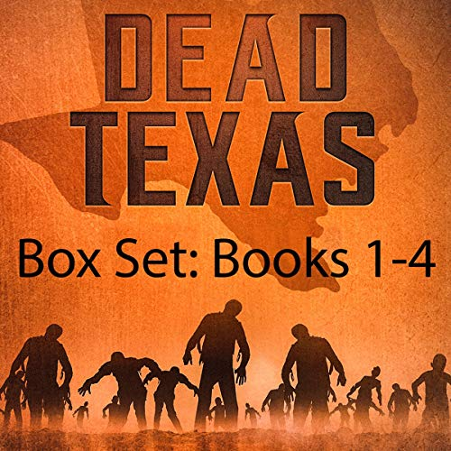 Dead Texas: Books 1-4, Box Set cover art