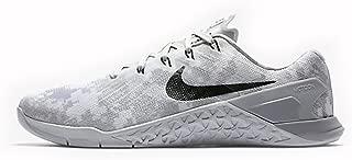 Metcon 3 Sz 10.5 Cross Training White/Anthracite-Wolf Grey-Pure Platinum Shoes