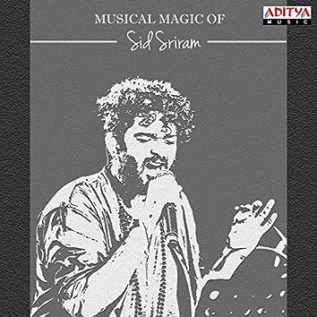 Musical Magic of Sid Sriram