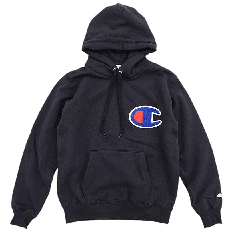 収束する文明化チャールズキージング[チャンピオン] Champion プルオーバー パーカー メンズ C3-E127