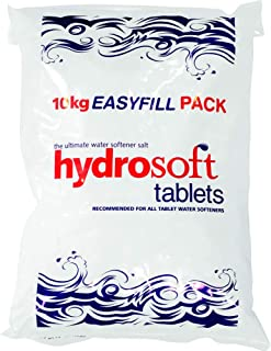 Hydrosoft TAB10KG - Pastillas de sal