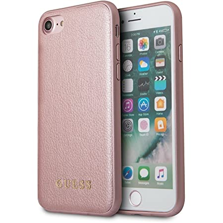 Guess Coque pour iPhone 8/7 Rose Gold