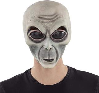 My Other Me Máscara de Alien Gris