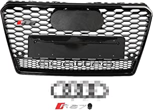 Runmade Front Lower Passenger Side Bumper Grill for 06-08 Audi A8 Quattro 4Door Models Right