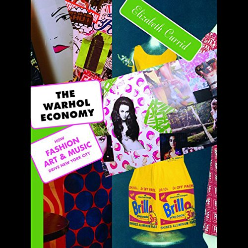 The Warhol Economy audiobook cover art